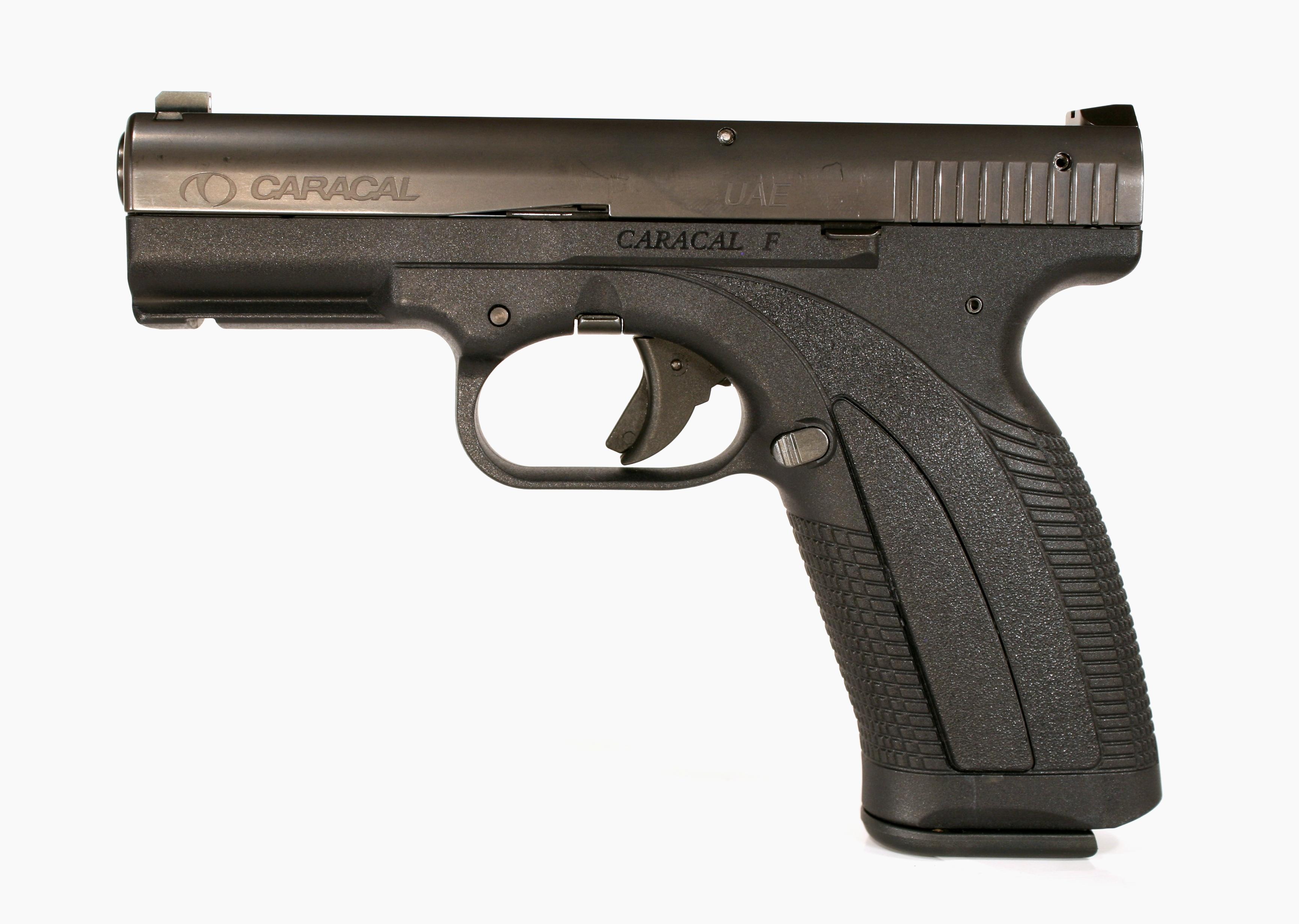 Foto de pistola caracal 24